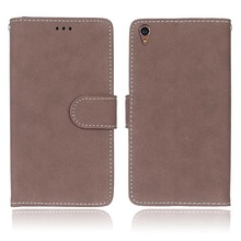 Buy Leather Case Sony Xperia Z3 Flip Wallet Style Stand Phone Back Cover Sony Xperia Z3 D6603 D6643 Cases Card Slot Bag for $3.98 in AliExpress store