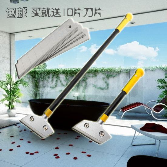 Здесь можно купить    a wide glass wall floor cleaning blade shovel blade wallpaper knife home essential to clean dirty Knife  Инструменты