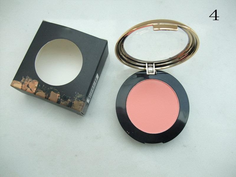 Grátis frete nova maquiagem cosméticos BLUSH BLUSH 6 cores escolher