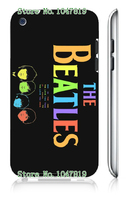 Mobile Phone Cases Retail 1pc The Beatles Protective White Hard Case For Ipod Touch 4 4th Free Shipping