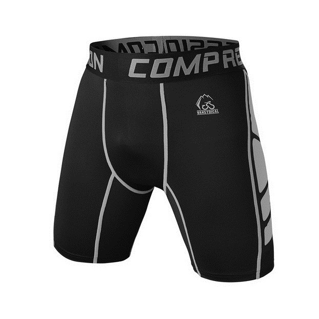 2015 man sport shorts workout men boxers tights compression shorts fitness gym shorts basketball running shorts male long boxer