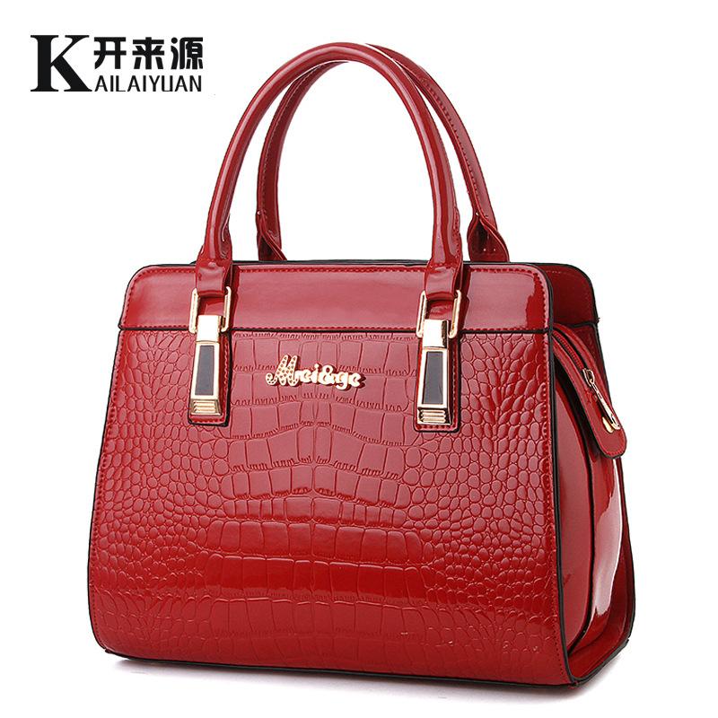 Women bag Crossbody for women 2016 fashion High-grade shoulder woman handbag(China (Mainland))