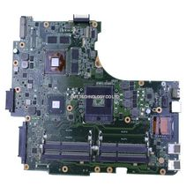 Free shipping For ASUS N53S N53SV N53SN N53SM Original laptop motherboard 1GB and 2GB GT540M 4 RAM slots Rev 2.2 / 2.1 / 2.0(China (Mainland))