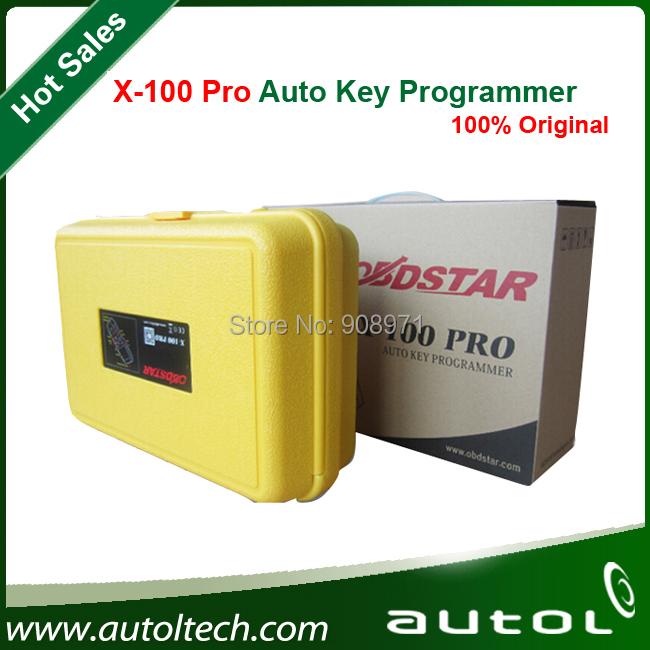 X100 PRO Auto Key Programmer X100+ Updated Version ...