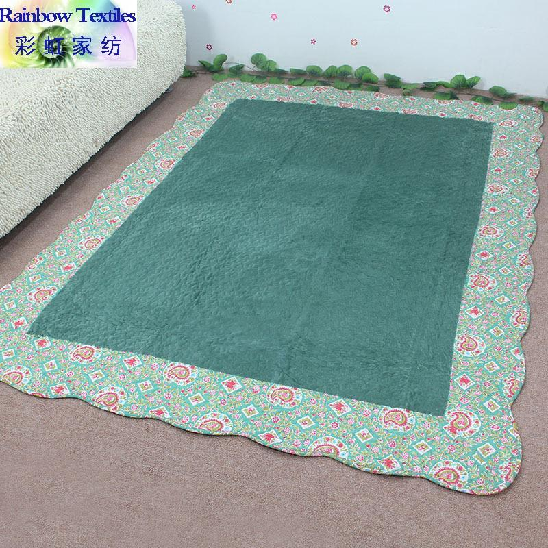 The new 2015 plush quilting non slip mat, The sitting room carpet baby crawl game pad Yoga MATS, prayer MATS A variety of sizes(China (Mainland))