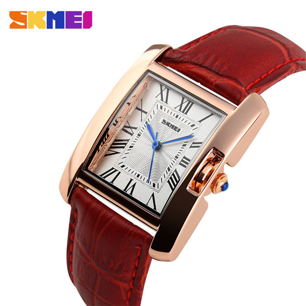 Watch Women Elegant Retro Watches Women Fashion Luxury Watch Quartz Clock Female Leather Women's Wrist Watches Relogio Feminino