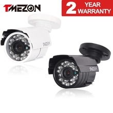 Buy Tmezon HD 800TVL 900TVL 1200TVL Camera Home Security Surveillance CCTV System Outdoor Waterproof IR-Cut Night Vision 24 Led Cam for $14.48 in AliExpress store