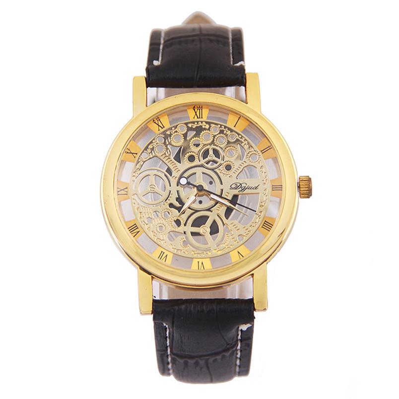 cheap luxury fashion vogue mechanical gear watches