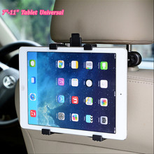 7-10″ Universal Tablet PC Bracket Auto Support Lazy Car Back Seat Bracket For iPad 2 3 4 Air 2 Mini 1 2 3 For Samsung Tab Xiaomi