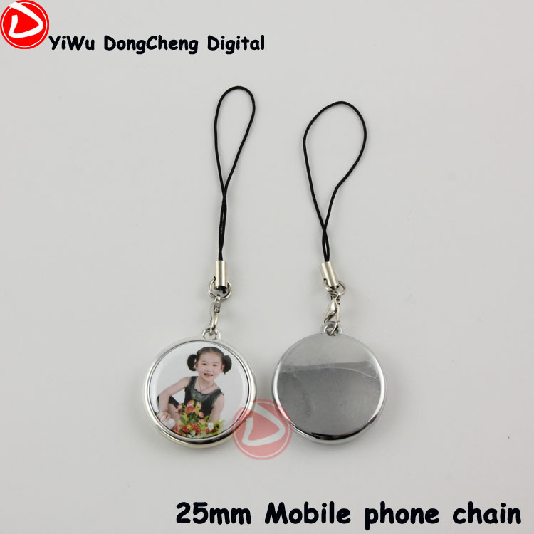 Hot sale high quality 500pcs New lovely mobile phone chain pendant material DIY mobile phone chain(China (Mainland))