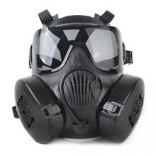 Tactial M50 Airsoft Mask Adults Paintball Full Face Skull Gas CS Mask With Party Masks Halloween Cosplay Mask Free Shipping(China (Mainland))