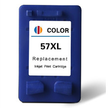 Compatible Ink Cartridge For HP 57 Tri-Color ink Cartridge for HP PSC 1110 1205 1210 1340 1350 1355 2000 2105 2110 2170 2175(China (Mainland))
