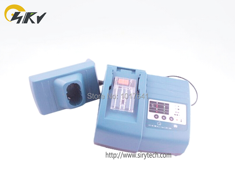 New NI-CD NI-MH Lithium Ion Universal Replacement Power Tool Battery Charger for Makita 18V 14.4V 12V 9.6V 7.2V DC18RC DC18RA(China (Mainland))