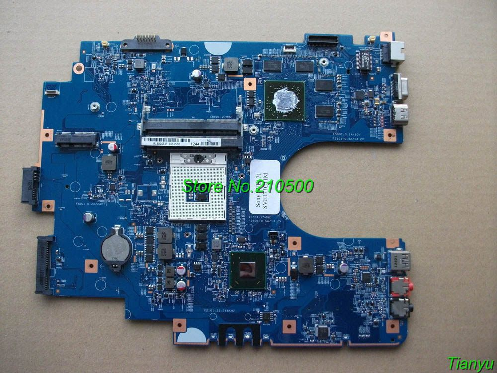 product For Sony SEV17 series SVE171B11M MBX-267 48.4MR05.021 Mainboard/Laptop MotherboardALL Functions Good Work
