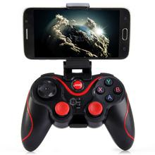 2015 New Bluetooth gamepad sans fil – joystick Fernbedienung pour Android Tablet Pc Smartphone jeu – contrôleur
