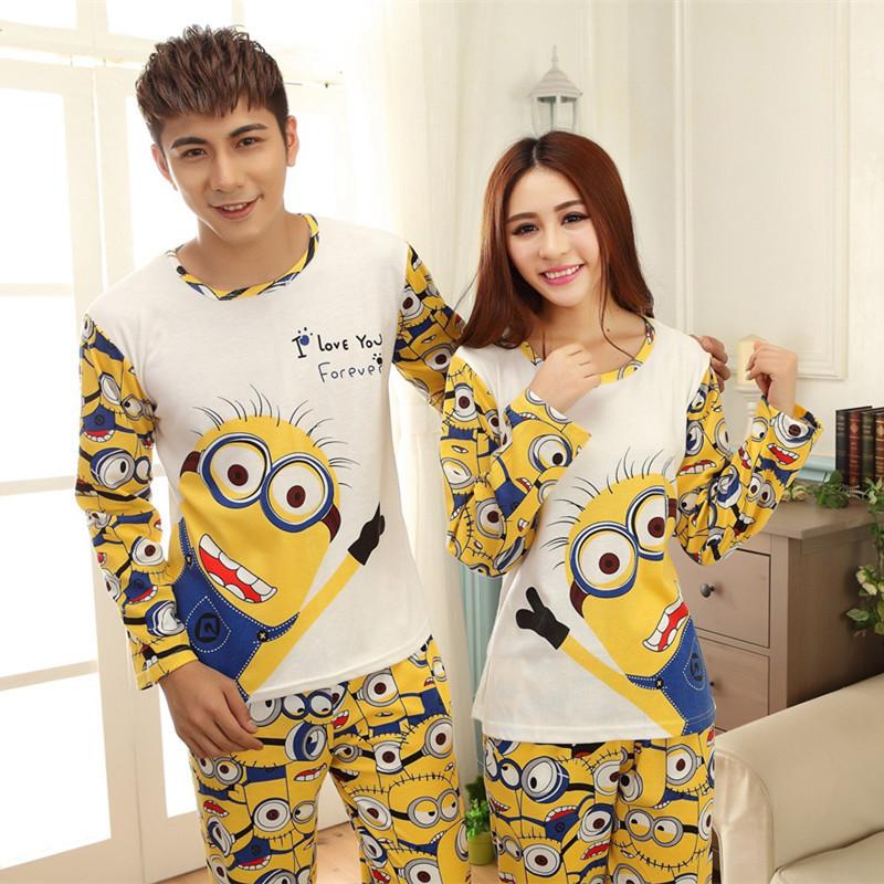 achetez en gros lady minion pajamas en ligne des grossistes lady minion pajamas chinois. Black Bedroom Furniture Sets. Home Design Ideas