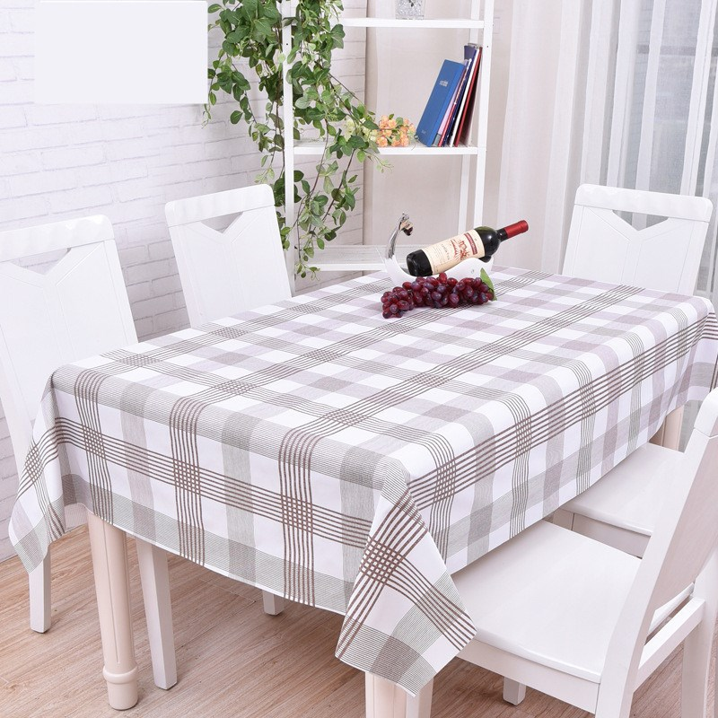 Pastoral Style Table Cloth Rectangular PVC Floral Printed Tablecloth Home Protection Wedding Decoration Table Cover(China (Mainland))