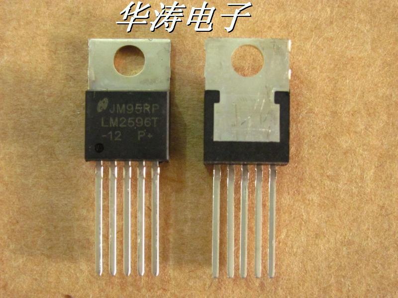LM2596T-12 12V regulator IC(China (Mainland))