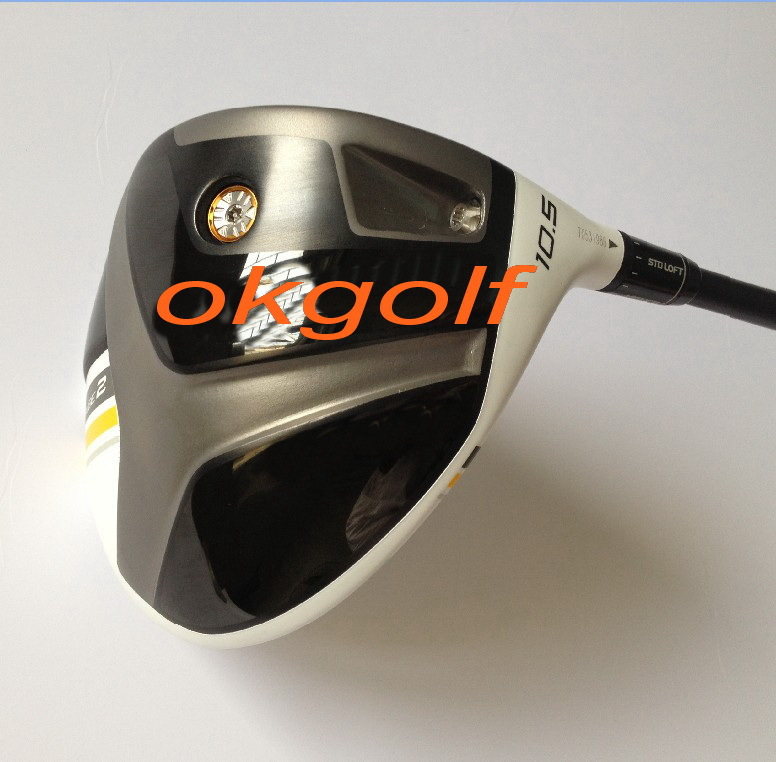 2013 New golf clubs OEM quality stage 2 golf driver 10.5 or 9.5 degree with Rocketfuel 50g Regular shaft clubs driver(China (Mainland))