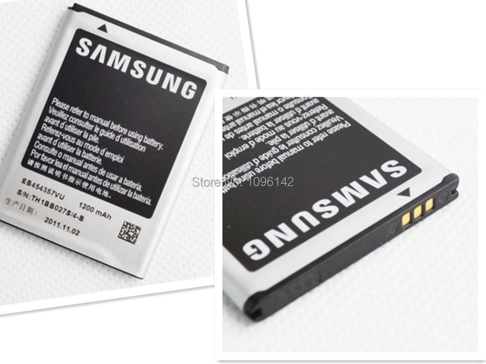 Гаджет  New EB454357VU Li-ion Mobile Phone Battery For Samsung Galaxy Chat B5330/Y Pro B5510/Galaxy Txt,1200mAh,High Quality None Электротехническое оборудование и материалы