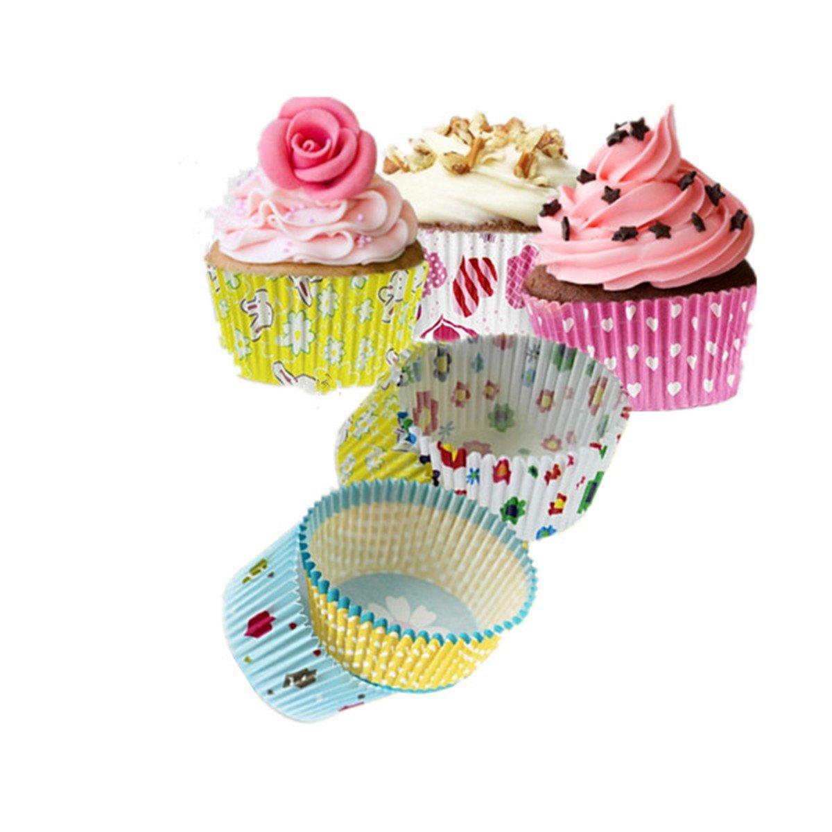 Bruiloft Cupcake Baking Cups-Koop Goedkope Bruiloft Cupcake Baking ...