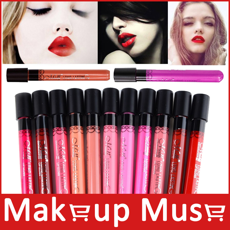 1pcs High Quality Moisture Matte Color Waterproof Lipstick Long Lasting Nude lip stick lipgloss red color vitality cerise star(China (Mainland))