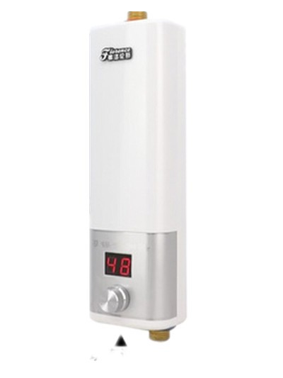 Bathroom kitchen instant electric water heater hot water for 4 bathroom tankless water heater