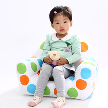 3Pcs/Set Inflatable Sofa Kids Inflatable Chairs Coffee Table Sets PVC Folding Portable Children Learning Stool Baby Beanbag(China (Mainland))