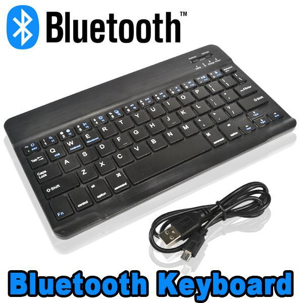 AC T 5pcs Universal Ultra Slim Portable 2.4G Wireless V3.0 Bluetooth Keyboard for Android Windows IOS for IPAD Air mini Tablets(China (Mainland))