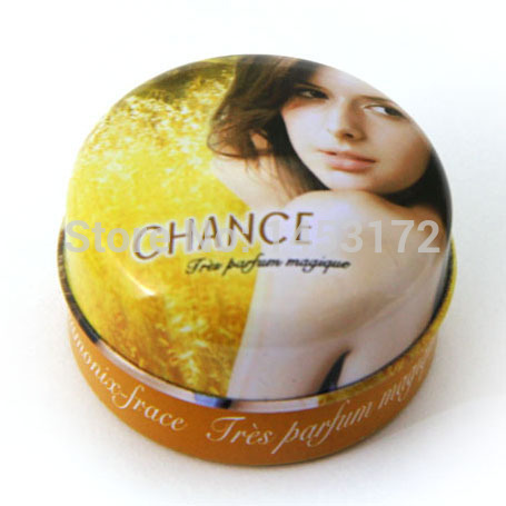 France 100% Original Perfume Solid Perfume And Fragrance Of Brand Originals Yellow Chance 15G Sexy Lady 2015 New Women Perfume(China (Mainland))