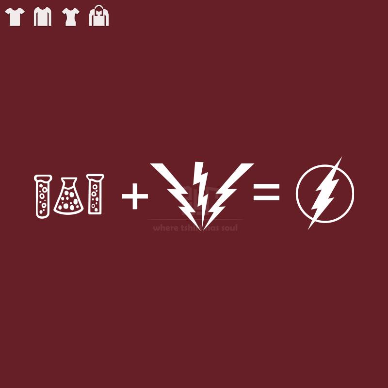 TBBT big bang theory sheldon t-shirt flash equation men unisex t-shirt o-neck 100% ringspun cotton short sleeve free shipping(China (Mainland))