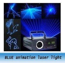 sigle blue animation laser light DJ DMX512 laser stage light effect(China (Mainland))