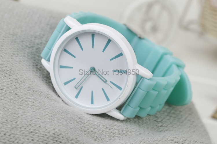 2015 TOP Sale Ice Cream Candy Colors Watches Relogios Femininos  Quartz Silicone Band Watch Casualgt Wristwatch<br><br>Aliexpress