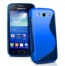 New Soft Silicone TPU Gel S line Skin Back Cover Case For Samsung Galaxy Win I8550 i8552 Case