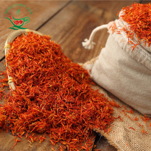 Premium Safflower flower tea health maintenance Organic herbal tea 100 original Tibetan saffron tea 25g Can