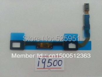 original For Samsung GALAXY S4 S IV I9500 touch sensing induction function board return key board Flex Cable Ribbon