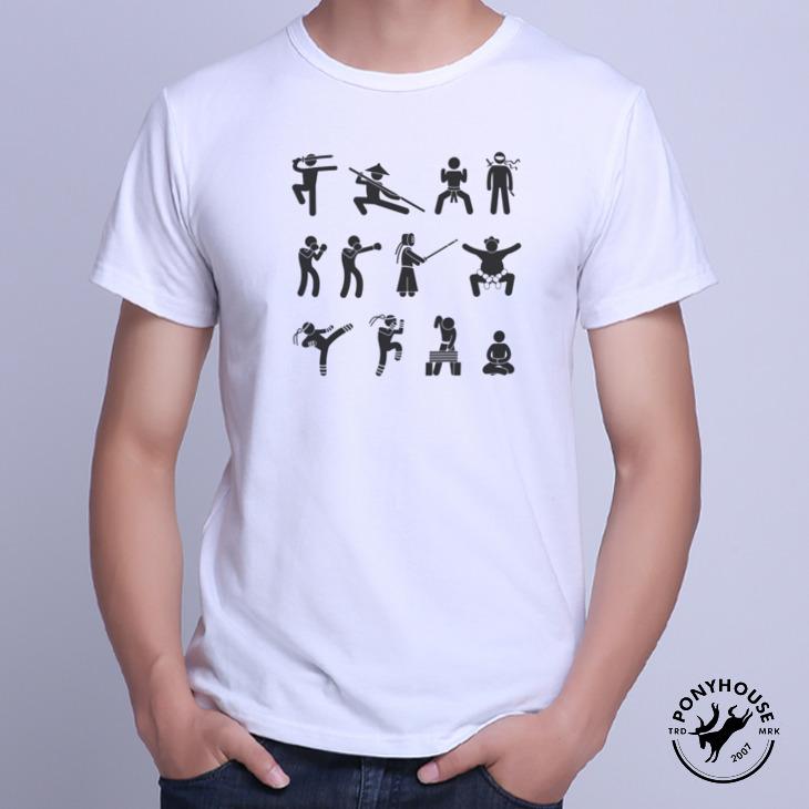 Гаджет  2015IBKP HPK SUMO MUAY THAI ICON SYMBOL SIGN male short sleeved T-shirt None Изготовление под заказ