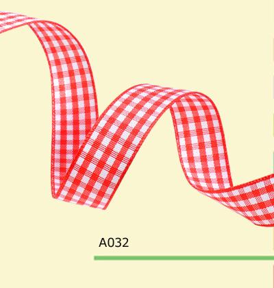 1 4 Inch 7mm  font b Tartan b font Plaid Craft Ribbon