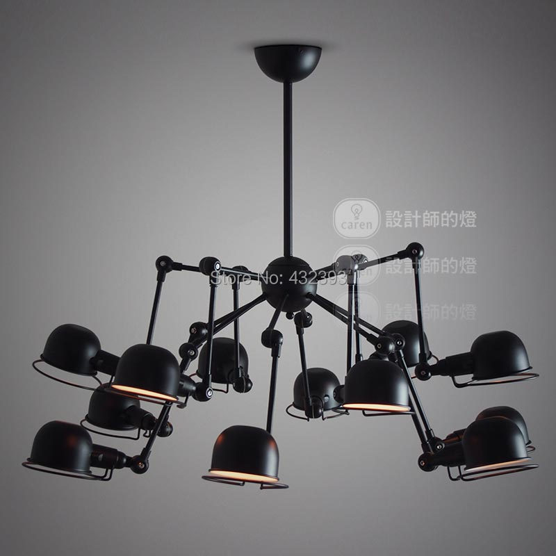 acheter american vintage style 12 lights. Black Bedroom Furniture Sets. Home Design Ideas