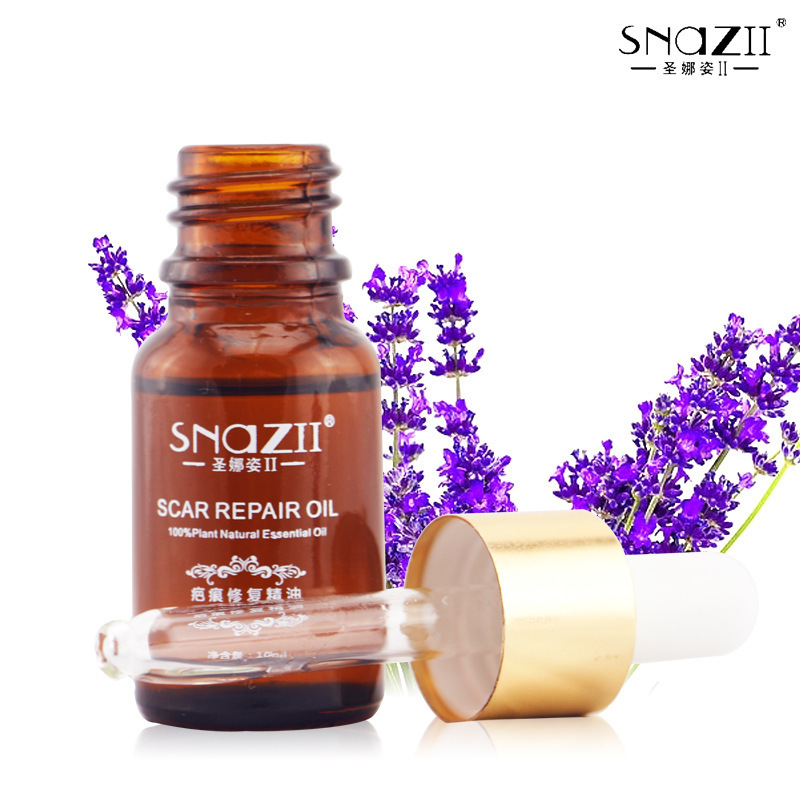 Lavender repair Essential oil to remove scar acne scars remove bump Surgical Repair scar Stretch mark(China (Mainland))