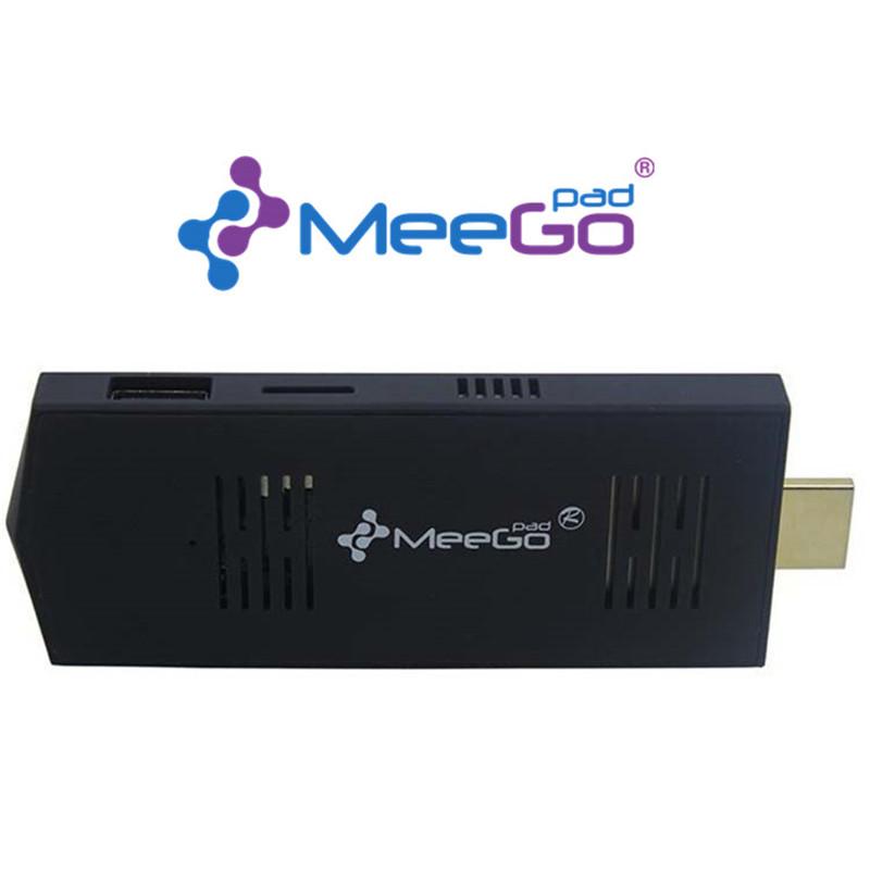 MeeGOPad T02 2GB/32GB Small Compute Stick Ubuntu 14.10 Linux Version Mini PC Intel Atom Quad Core Z3735F HDMI Wifi TV BOX(China (Mainland))