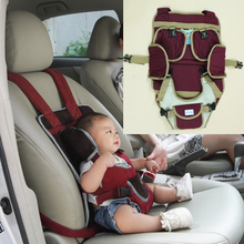 2015 Rushed Limited Adjustable Five-point Harness Forward-facing Infant Car Seat Sallei Car Child Safety Seat Baby 2 550g Belt (China (Mainland))