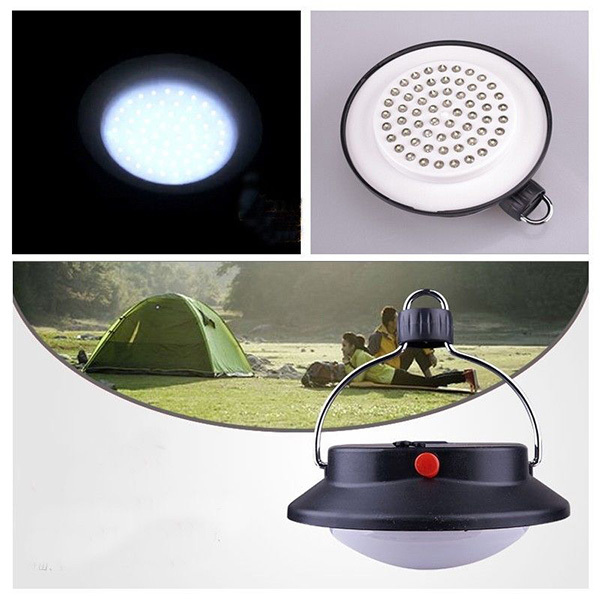10pcs lot whole sell New Portable 5W New 60 LED Outdoor