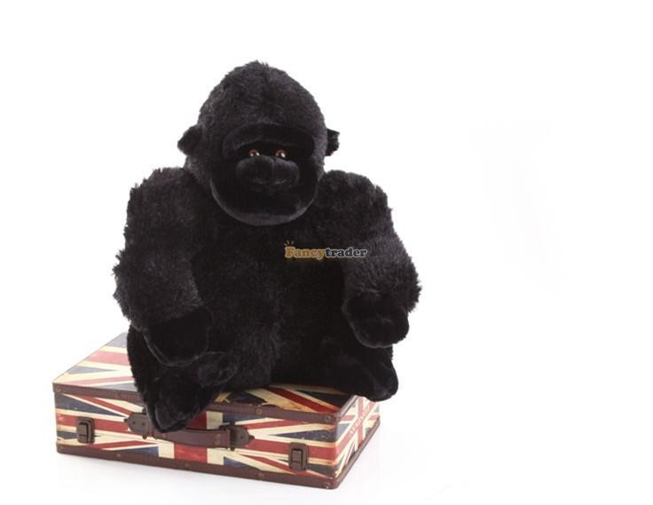 Fancytrader 33'' 85cm Giant Plush Stuffed Ape Chimpanzee Monkey, Great Gift, Free Shipping FT90338 (9)