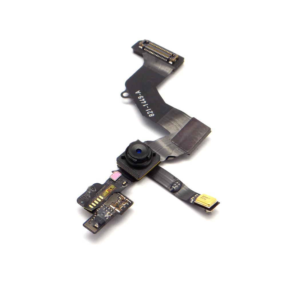 10 pcs/lot Original Front Camera with Sensor Flex Cable for iPhone 5 5G Replacement Parts Mobile Phone Flex Cable(China (Mainland))