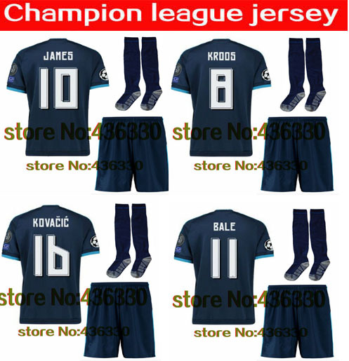 Гаджет  Free Shipping 14-15 LUCAS Ibrahimovic away white full set Football Jersey including white shirt shorts socks with champion patch None Спорт и развлечения