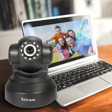 Brand New Sricam Wireless HD IP Camera Night Vision 1280 x 720 Pixels Security Surveillance Camera TF Card 128G Free Shipping