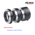 Viltrox Metal Mount Auto Focus AF Macro Extension Tube Lens Adapter for Canon EOS 750D 700D