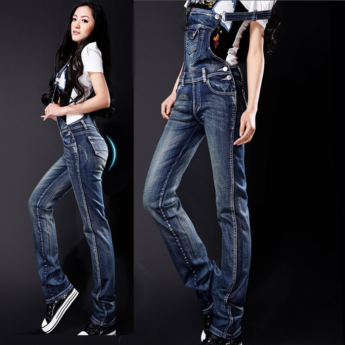 Original Denim Jumpsuit  Jumpsuits  Clothing  Luxury Fashion For Women