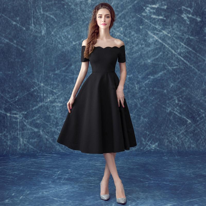 Vestidos fiesta clasicos elegantes